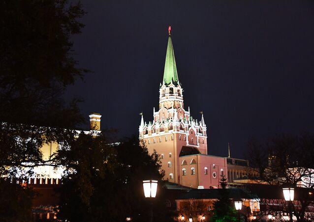 Điện Kremlin, Matxcơva, LB Nga