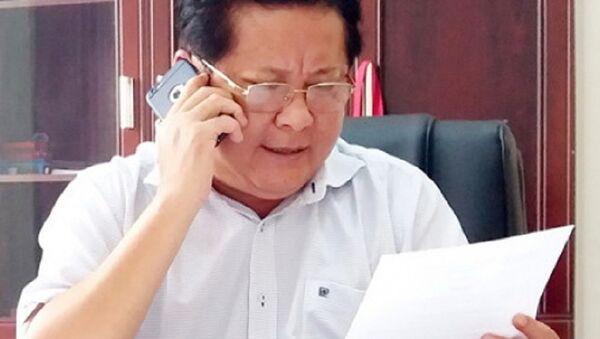 Ông Đinh Khoa Toàn - Sputnik Việt Nam