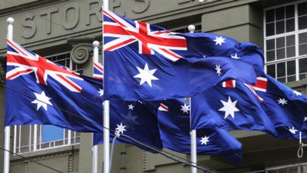 Quốc kỳ Úc - Sputnik Việt Nam