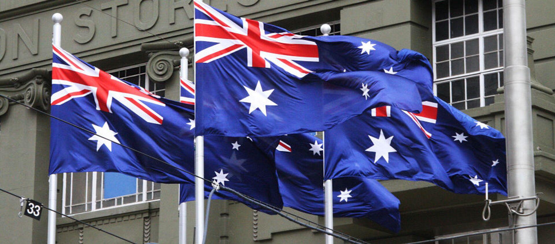 Quốc kỳ Úc - Sputnik Việt Nam, 1920, 22.09.2021