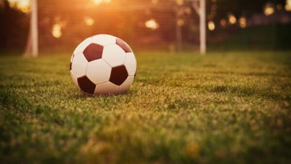 Quả bóng đá - Sputnik Việt Nam