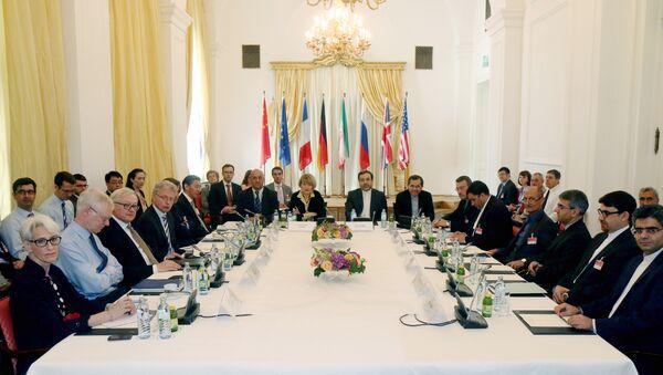 Cuộc đàm phán về chương trình hạt nhân của Iran - Sputnik Việt Nam