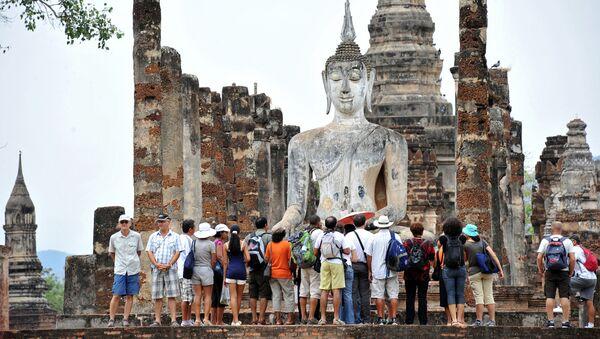 Tượng Đức Phật ở Thái Lan - Sputnik Việt Nam