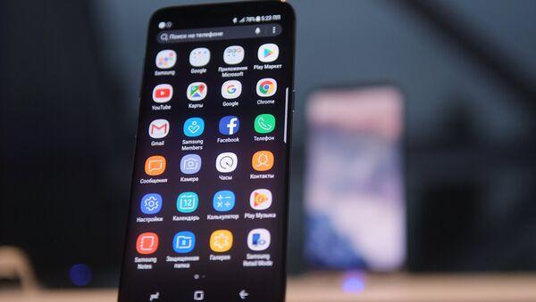 Samsung Galaxy S8 - Sputnik Việt Nam
