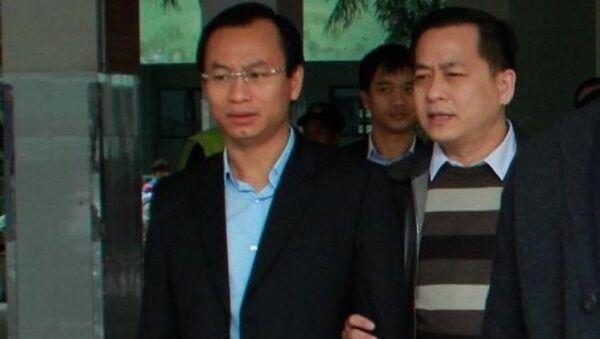 Mối liên hệ giữa đại gia Vũ 'nhôm' và ông Nguyễn Xuân Anh - Sputnik Việt Nam