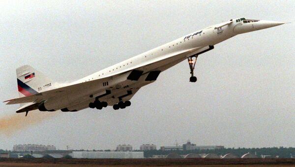 máy bay siêu thanh Tu-144 - Sputnik Việt Nam