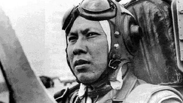 Phi công Lâm Văn Lích năm 1966. - Sputnik Việt Nam