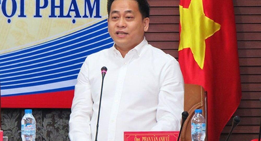 Ông Phan Văn Anh Vũ (Vũ Nhôm)