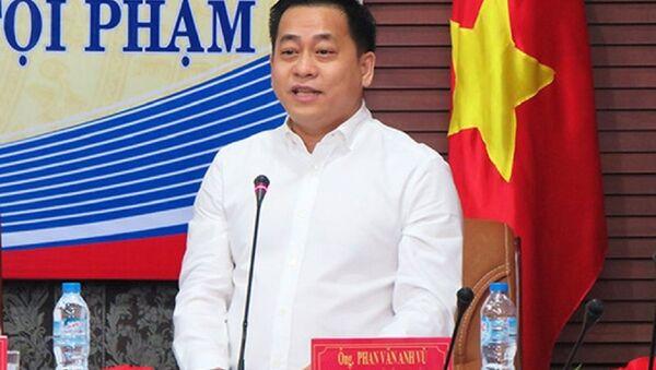 Ông Phan Văn Anh Vũ (Vũ Nhôm) - Sputnik Việt Nam