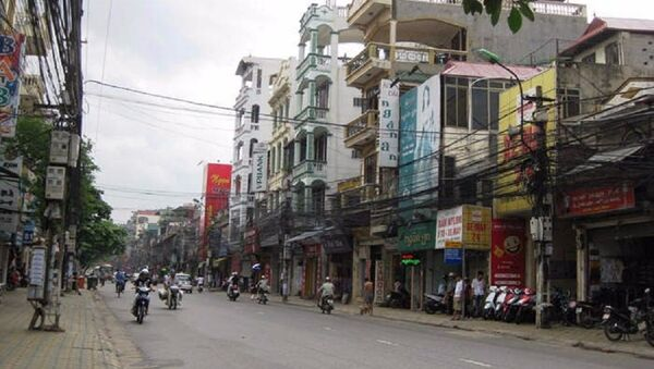 Đường Khâm Thiên, Hà Nội - Sputnik Việt Nam
