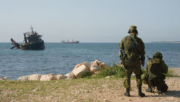 Quân đội Nga tại Tartus - Sputnik Việt Nam