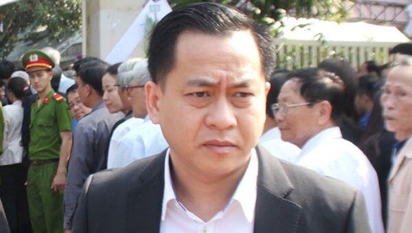 Ông Phan Văn Anh Vũ. - Sputnik Việt Nam