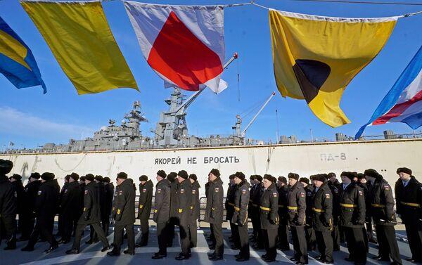 """Tàu khu trục Đô đốc Makarov"""" - Sputnik Việt Nam"""