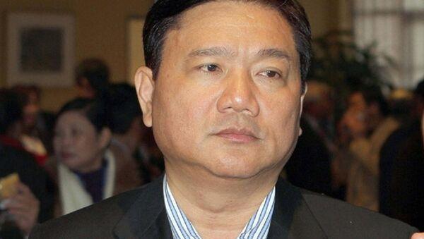 Bị can Đinh La Thăng bị cáo buộc có hành vi cố ý làm trái tại 2 vụ án gây thất thoát lớn tài sản Nhà nước - Sputnik Việt Nam