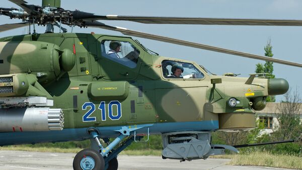 Mi-28N Night Hunter - Sputnik Việt Nam