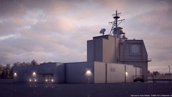hệ thống phòng thủ tên lửa của Mỹ Aegis Ashore - Sputnik Việt Nam