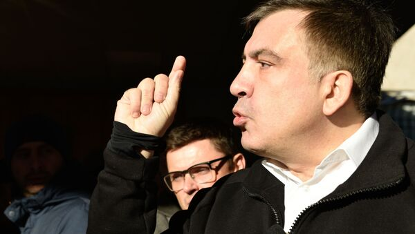 Mikhail Saakashvili - Sputnik Việt Nam