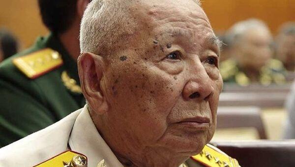Đại tá Trần Minh Sơn, tức Bảy Sơn, nguyên Phó Tư lệnh Quân khu Sài Gòn-Chợ Lớn-Gia Định, kiêm Tham mưu trưởng biệt động Sài Gòn. - Sputnik Việt Nam
