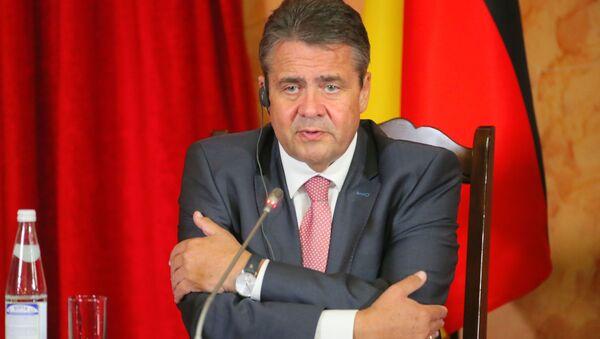 Bộ trưởng ngoại giao Đức Sigmar Gabriel - Sputnik Việt Nam