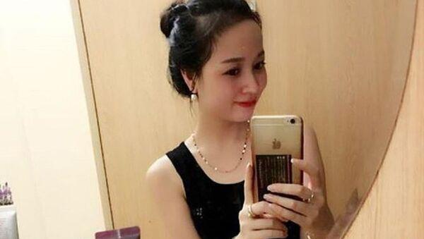Phó TGĐ BOT Cần Thơ - Phụng Hiệp bà Từ Thị Bích Nguyệt từng gây xôn xao với nhan sắc xinh đẹp cùng phong thái tự tin dù tuổi đời còn khá trẻ (SN 1992) - Sputnik Việt Nam