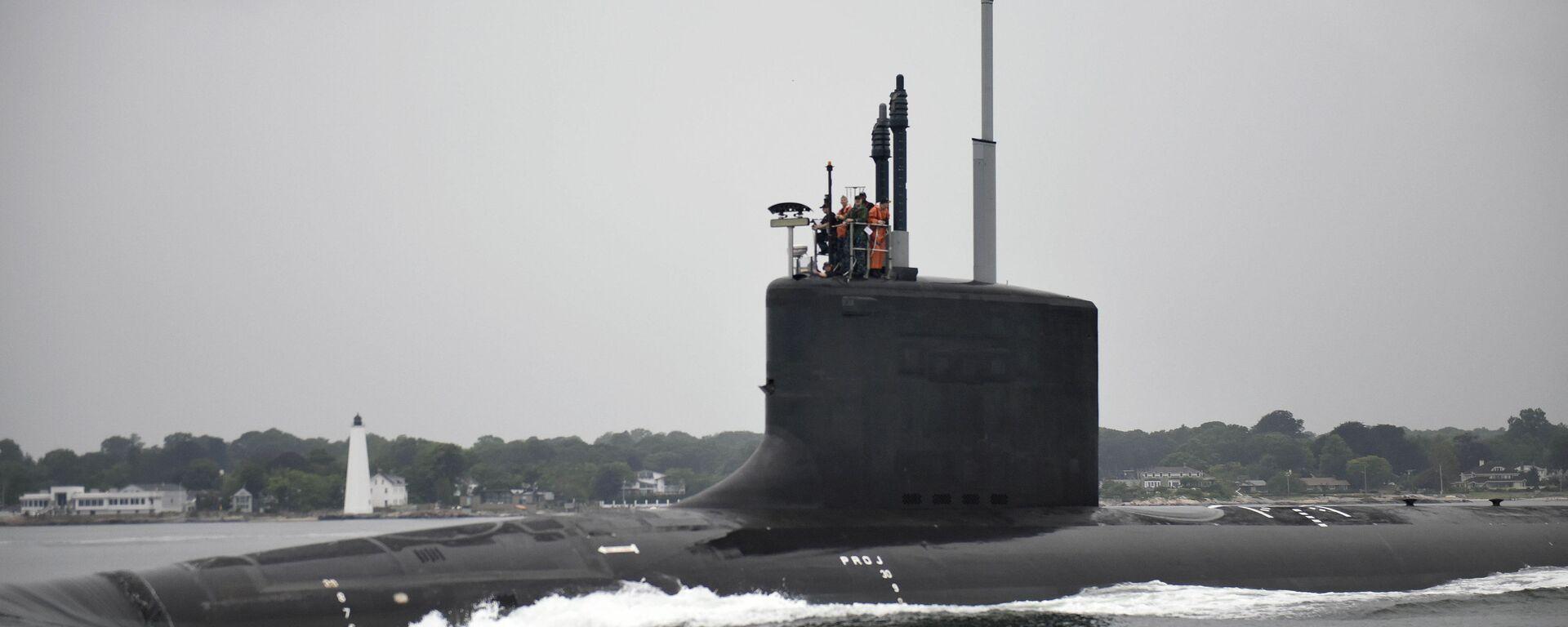 Tàu ngầm Hoa Kỳ - Sputnik Việt Nam, 1920, 08.10.2021