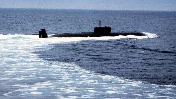 Tàu ngầm dự án 661 Anchar của Liên Xô  - Sputnik Việt Nam