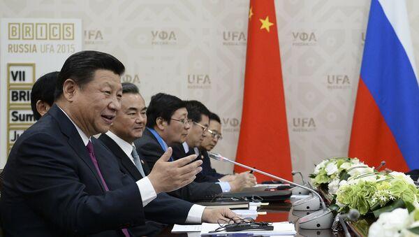 Chủ tịch Trung Quốc Tập Cận Bình - Sputnik Việt Nam