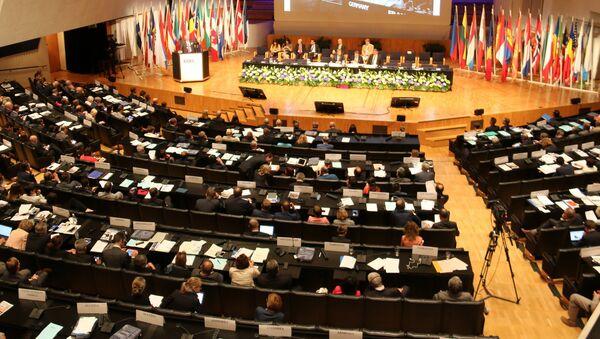 Kỳ họp lần thứ 24 Đại hội đồng Nghị viện OSCE tại Helsinki, Phần Lan - Sputnik Việt Nam