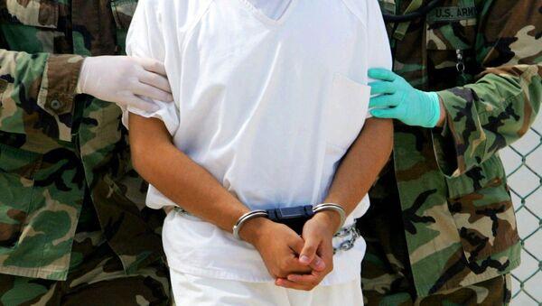 Phạm nhân trong nhà tù Mỹ - Sputnik Việt Nam