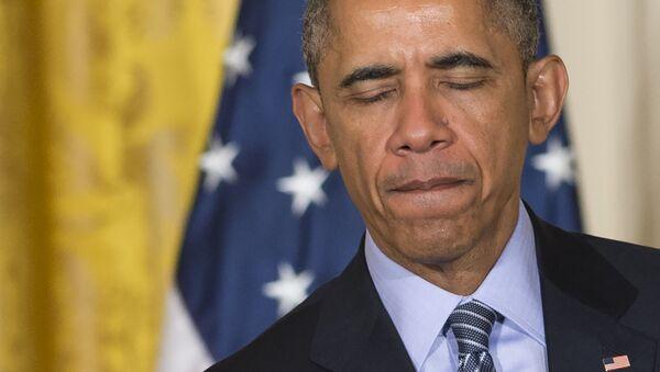 Tổng thống Mỹ Barack Obama - Sputnik Việt Nam