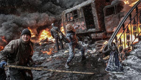 những sự kiện xảy ra ở Kiev vào năm 2014 - Sputnik Việt Nam