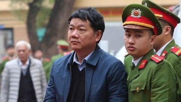 Ông Đinh La Thăng được dẫn giải đến tòa - Sputnik Việt Nam