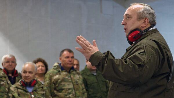 Phó chủ nhiệm Ủy ban quốc phòng và an ninh trong Hội đồng Liên bang, Thượng nghị sĩ Franz Klintsevich - Sputnik Việt Nam
