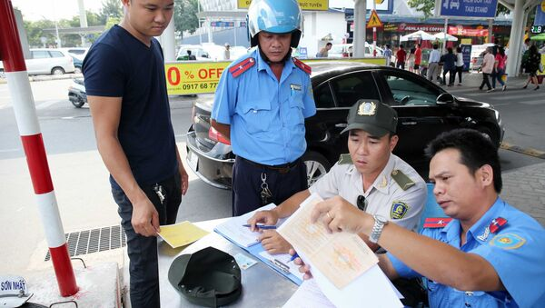 Tháng 10.2017, Thanh tra giao thông TP.HCM xử phạt hơn 5 tỉ đồng - Sputnik Việt Nam