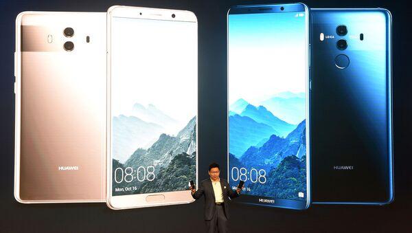 Smartphone Huawei - Sputnik Việt Nam