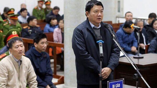 Ông Đinh La Thăng và Trịnh Xuân Thanh - Sputnik Việt Nam