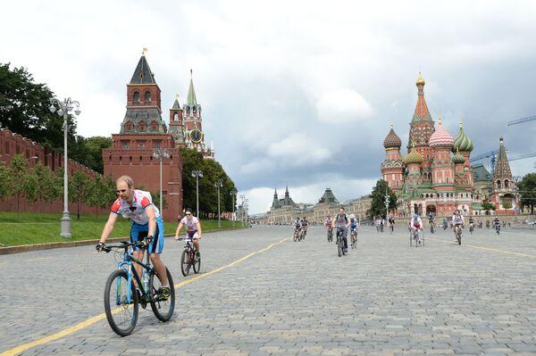 Quảng trường Đỏ ở Moskva. Năm 2015 - Sputnik Việt Nam