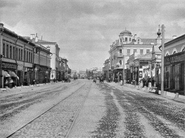 Phố Arbat ở Moskva. Năm 1888 - Sputnik Việt Nam