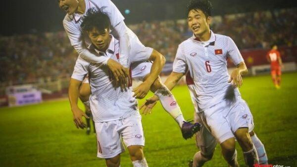 Công Phượng sẽ lần thứ 2 ghi bàn vào lưới U23 Hàn Quốc. - Sputnik Việt Nam