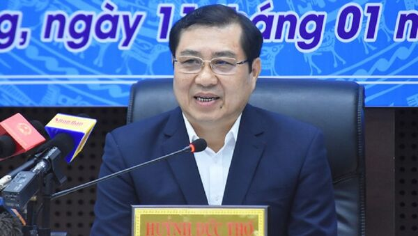 Ông Huỳnh Đức Thơ. - Sputnik Việt Nam