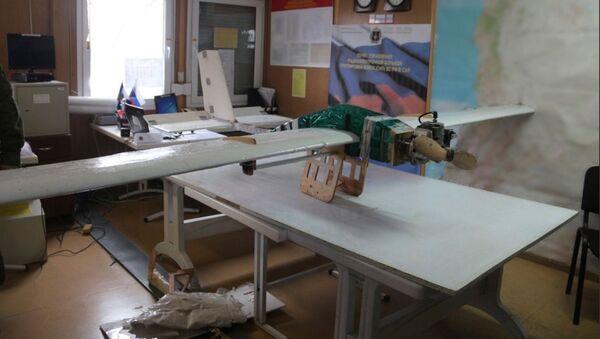 Các UAV tấn công Hmeymim - Sputnik Việt Nam