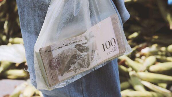Tiền đồng bolivars của Venezuela - Sputnik Việt Nam