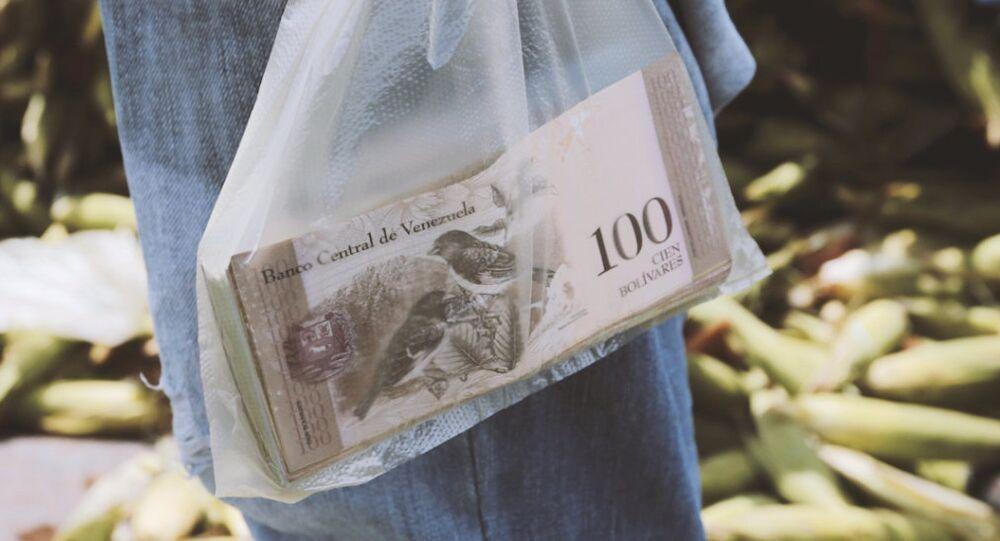 Tiền đồng bolivars của Venezuela