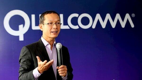 Ông Thiều Phương Nam, Tổng giám đốc, Qualcomm Đông Dương - Sputnik Việt Nam