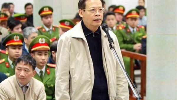 Cựu tổng giám đốc PVN Phùng Đình Thực. - Sputnik Việt Nam
