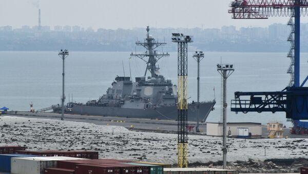 USS Carney - Sputnik Việt Nam