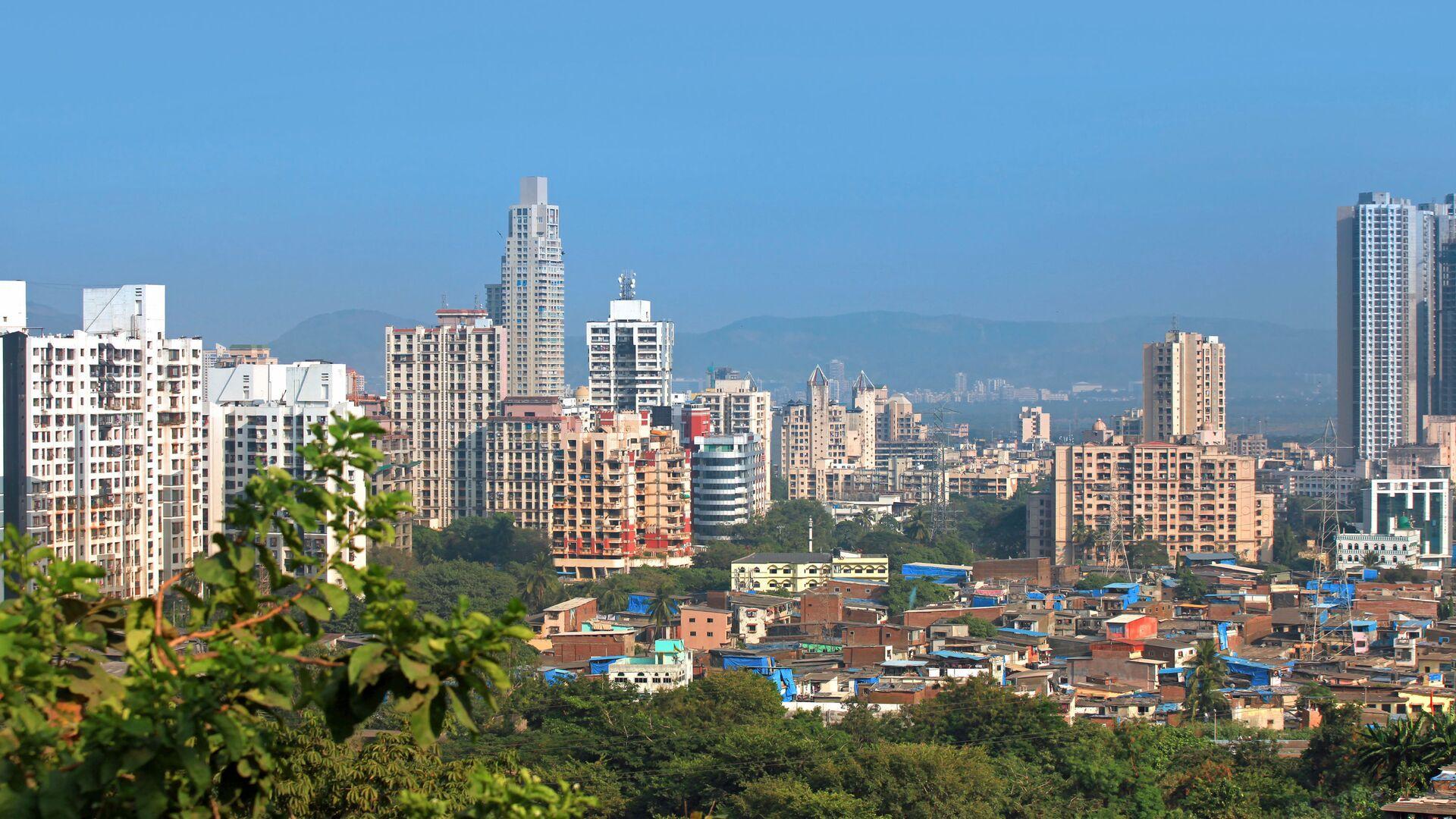 Mumbai ở Ấn Độ - Sputnik Việt Nam, 1920, 17.08.2021