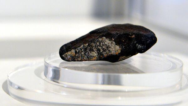 Новые экспонаты метеоритной коллекции Московского планетария - Sputnik Việt Nam