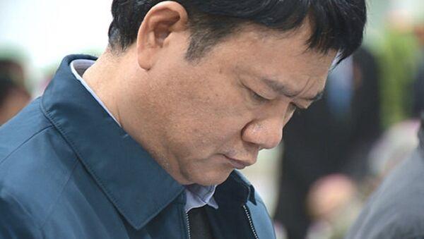 Ông Đinh La Thăng tại tòa - Sputnik Việt Nam