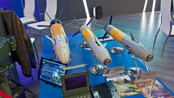 Đạn pháo Krasnopol-M2, Kitolov-2M và Gran. - Sputnik Việt Nam